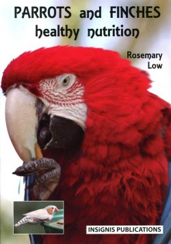 Parrots and Finches: Healthy Nutrition