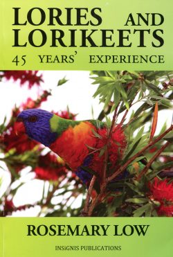 Lories and Lorikeets – 45 years of experience